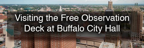 Buffalo City Hall Observation Deck