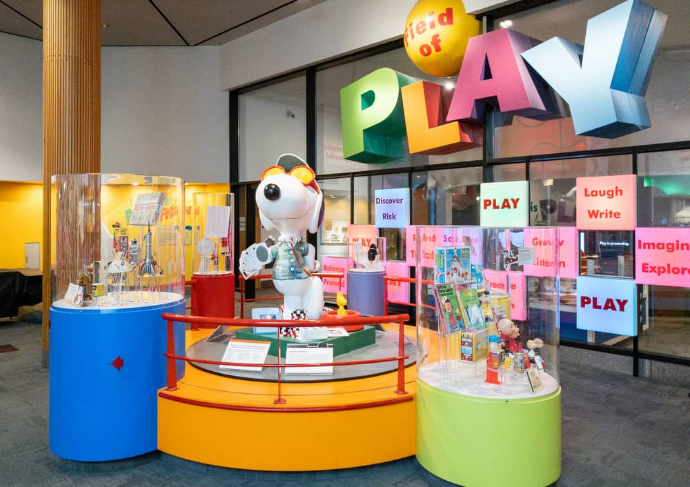 Review of The Strong Museum of Play in Rochester New York