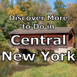 Things to do in Central New York