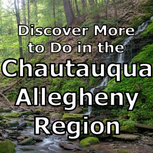 Things to do in the Chautauqua-Alleghany Region of New York
