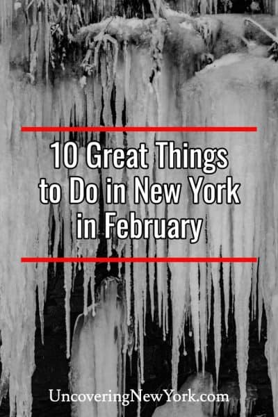 10 of the best things to do in New York in February