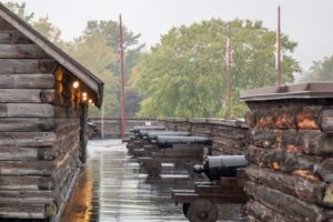 Exploring the Historic Fort William Henry in Lake George