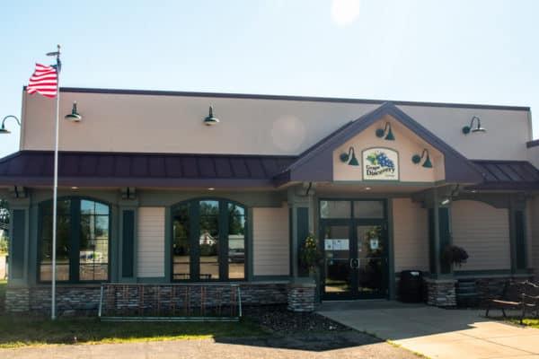 Grape Discovery Center near Westfield NY