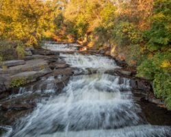 How to Get to Kirk Douglas Falls in Amsterdam, New York