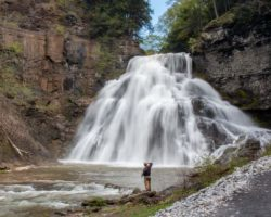 How to Get to Delphi Falls in Madison County, New York