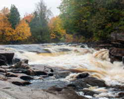 How to Get to the Incredible Hart's Falls in St. Lawrence County