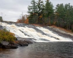 How to Get to Lampson Falls in St. Lawrence County, New York