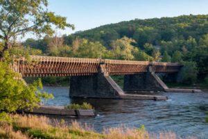 Roebling's Delaware Aqueduct:The Oldest Suspension Bridge in the US