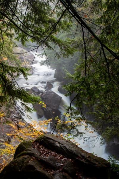 Auger Falls near Wells New York