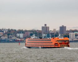 Riding the Staten Island Ferry for the Best Views of the Statue of Liberty