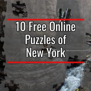 Free puzzles of New York