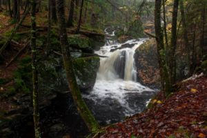 How to Get to East Jimmy Creek Falls in Hamilton County