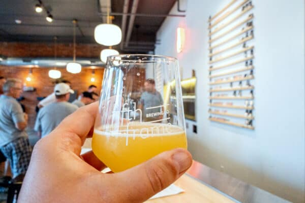 Fifth Frame Brewing in Rochester New York