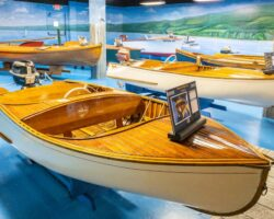 Visiting the Finger Lakes Boating Museum in Hammondsport