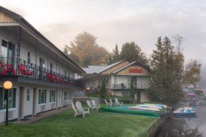 Enjoying the Beauty of the Adirondacks at Gauthiers Saranac Lake Inn