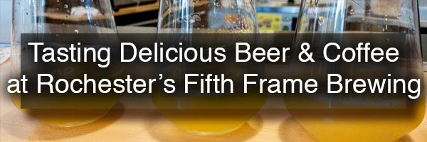 Fifth Frame Brewing in Rochester NY