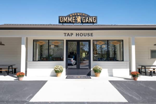 Tap House Brewery Ommegang in Cooperstown NY