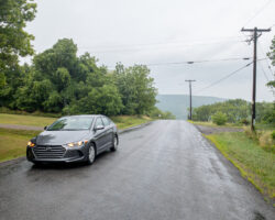 Spook Hill in Yates County: Where Your Car Rolls Uphill