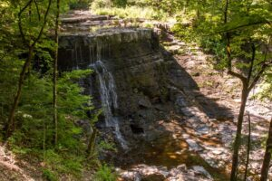 How to Get to Yatesville Falls in Montgomery County, New York