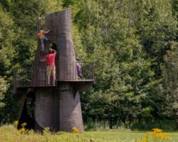 What It's Like to Visit the Incredible Griffis Sculpture Park in Southwestern New York
