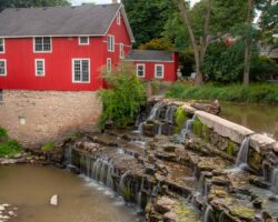 How to Get to Honeoye Falls in Monroe County, New York