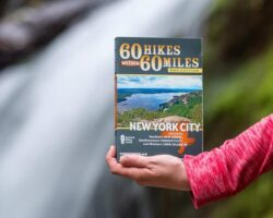 New York City Hiking Books: 5 Great Options To Get You Outside in the Big Apple