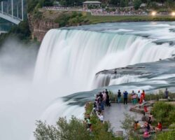 How to See the Waterfalls at Niagara Falls State Park in New York