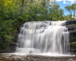 How to Get to Pixley Falls in Oneida County, New York