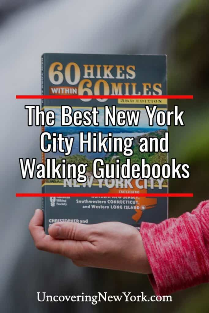 New York City Hiking Guidebooks