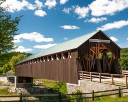 Visiting the Covered Bridges of Schoharie County, New York
