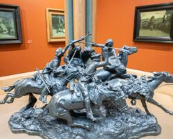 Uncovering Incredible Art at the Frederic Remington Art Museum in Ogdensburg