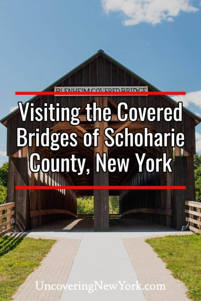 Covered Bridges of Schoharie County New York