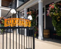 Sampling the Beers at Ellicottville Brewing Company in Cattaraugus County