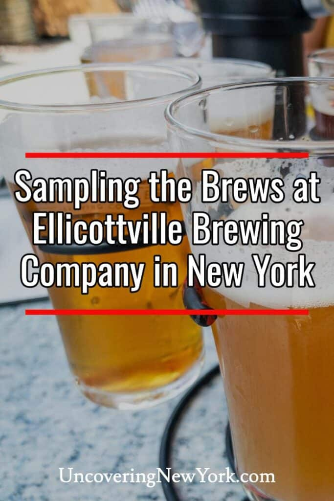 Ellicottville Brewing Company in New York