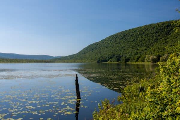 Labrador Pond in Onondaga County New York