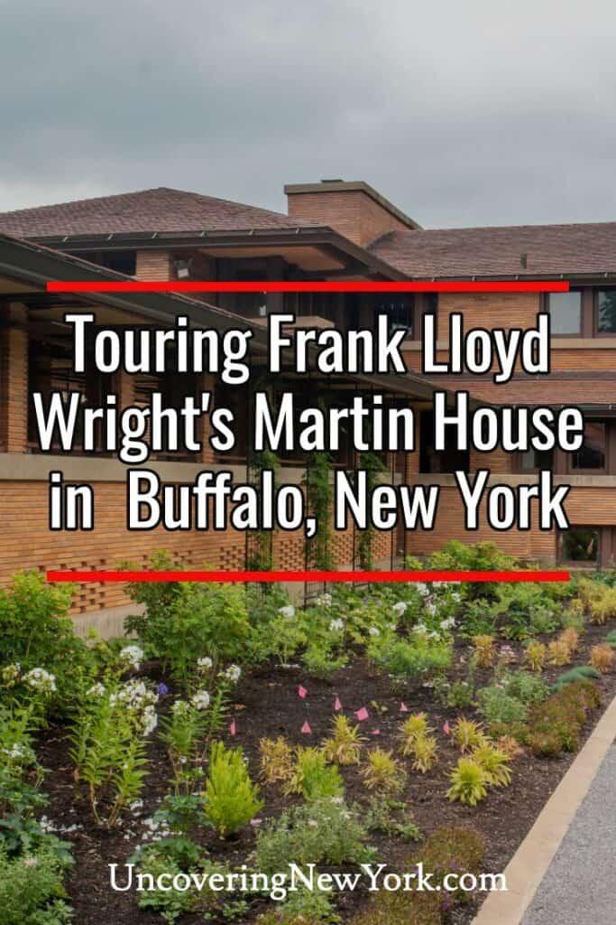 Martin House in Buffalo, New York