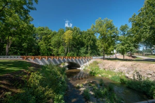 Parking for Papermill Park in Avon NY