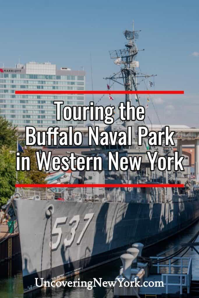 Buffalo Naval Park in New York