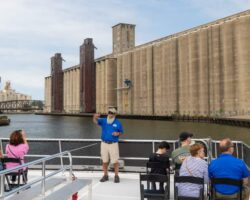 Seeing Buffalo from the Water on a Buffalo River History Tour