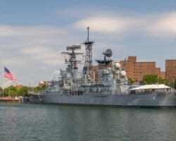 What It's Like to Visit the Buffalo Naval Park