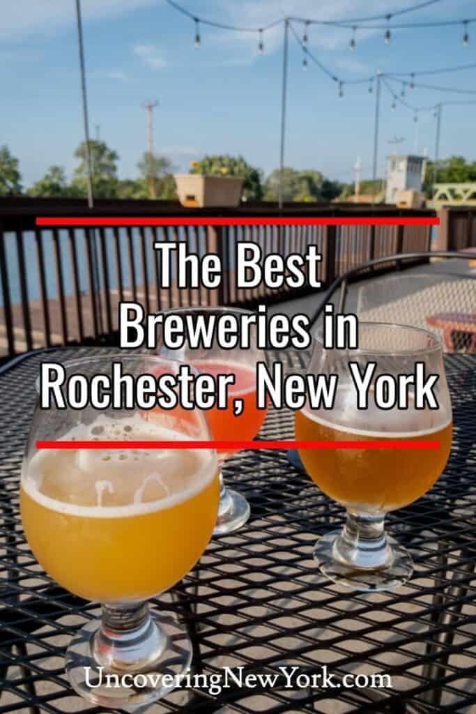 Best Breweries in Rochester, New York