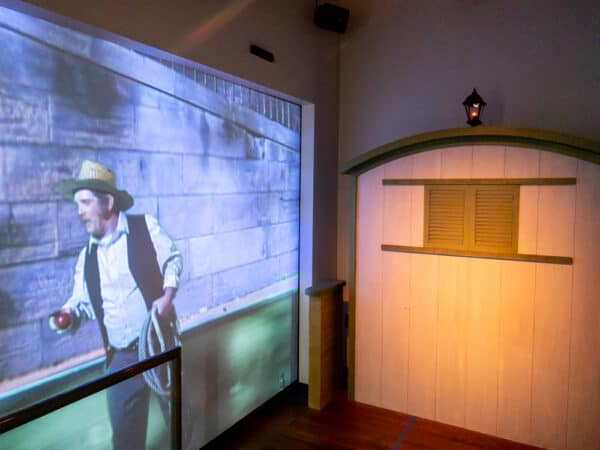 """""""Gateways East & West"""" film at the Erie Canal Discovery Center in Lockport NY"""