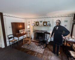 Visiting the Millard Fillmore House Near Buffalo, NY